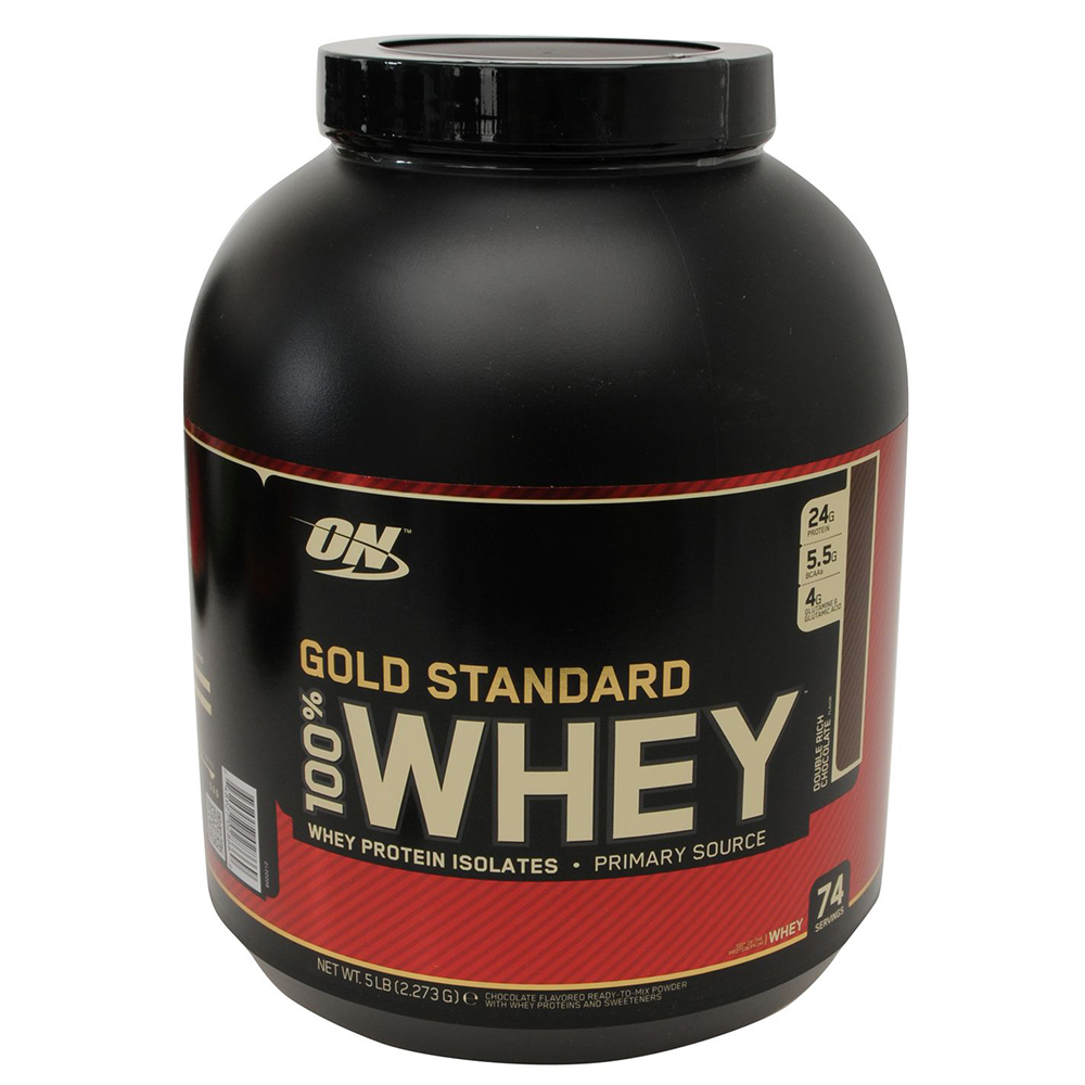 Optimum Nutrition | ON 100% Whey Gold Standard - 2.27kg Rocky Road | Vitamins and Minerals