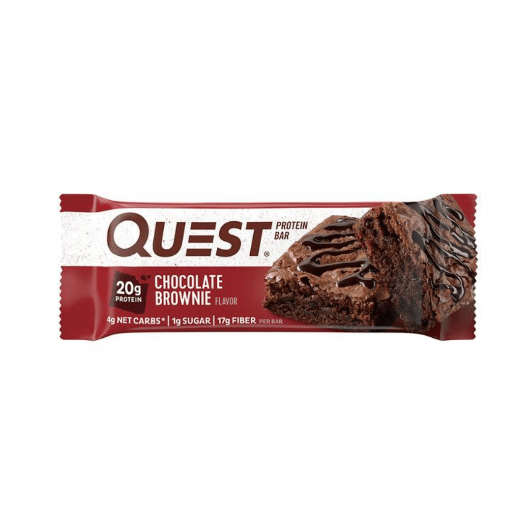 Quest Protein Bars - 12 Bars-Chocolate Brownie