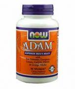 NOW Foods ADAM Superior Mens Multiple Vitamin - 90 VCaps