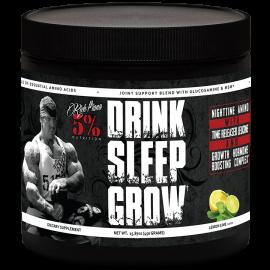 Rich Piana 5% Nutrition Drink Sleep Grow Night Time Aminos (450g)