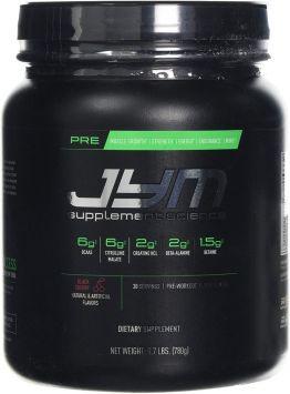 JYM Pre-Jym Pre-Workout (30 Servings)