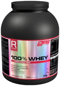 Reflex 100% Whey - 2 kg - Chocolate