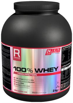 Reflex 100% Whey - 2 kg - Vanilla Ice Cream