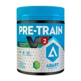 Adapt Pre-Train V2