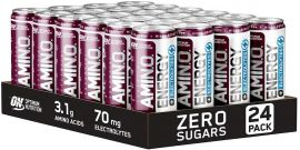 ON Amino Energy + Electrolytes RTD CASE OF 24x250ml - Mixed Berry