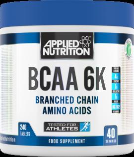 Applied Nutrition BCAA 6K - 240 Tabs