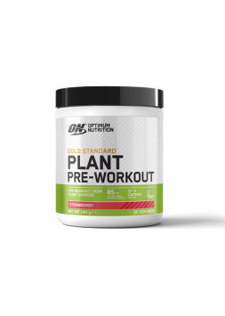 ON Gold Standard PLANT Pre-Workout 30 servings
