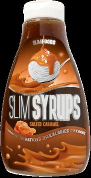 Slim Syrups - Salted Caramel - 425ml