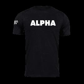 Chaos Crew Alpha T-Shirt - Black - Size M