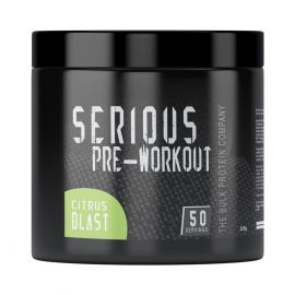 Serious Pre-Workout