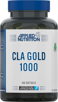 Applied Nutrition CLA Gold 1000mg - 100 SoftGels