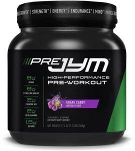 JYM Pre-Jym Pre-Workout (20 Servings)