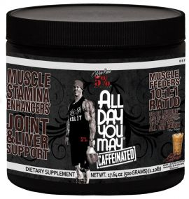 5% Nutrition ALL DAY YOU MAY CAFFEINATED (30 Servings)