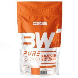 Pure Magnesium Bisglycinate 500mg Tablets - Vegan and Vegetarian friendly