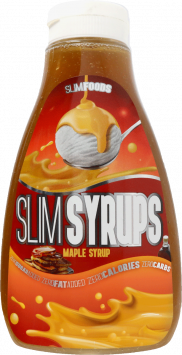 Slim Syrups - Maple Syrup - 425ml