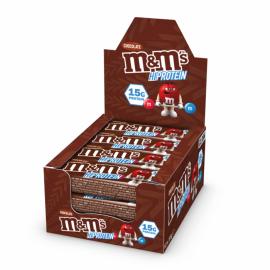 M&M Hi-Protein Bar - 12 x 51g Bars