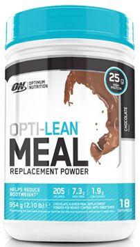 Optimum Opti-Lean Meal Replacement Powder 954g