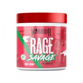 Warrior Rage SAVAGE Pre-Workout - 40 Servings
