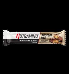 Nutramino Protein Bar (12 Bars) - Crispy Vanilla & Caramel