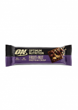 ON Protein Crisp Bar 70g- Fruit and Nut - 1 Bar