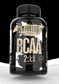 Warrior BCAA 2:1:1 - 60 Tabs