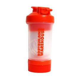BW Prostak Shaker - 450ml with 2 compartments