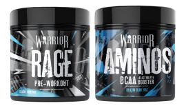 Warrior RAGE and AMINOS
