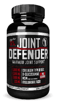 Rich Piana 5% Nutrition Joint Defender - 200 Caps