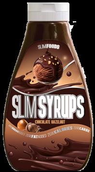 Slim Syrups - Chocolate Hazelnut - 425ml