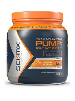 Sci-MX Pump Pre-workout - 300g