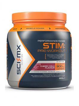 Sci-MX Stim Pre-workout - 300g