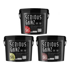 Serious Gainz - Gift of Protein Bundle - 3 Month Supply