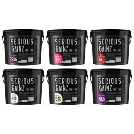 Serious Gainz - Gift of Protein Bundle - 6 Month Supply
