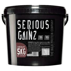 The Bulk Protein Company Serious Gainz - 5kg