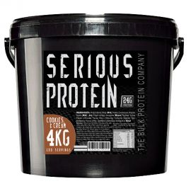 The Bulk Protein Company Serious Protein - 4kg