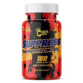 Chaos Crew Suppress Appetite Control - 180 Caps