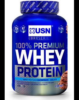 USN 100% Premium Whey Protein - 2.28kg