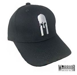 Warrior Cap - Black