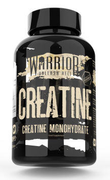 Warrior Creatine Monohydrate (1000mg) - 60 Tabs
