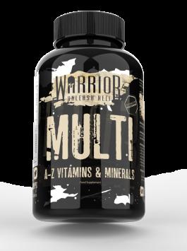 Warrior Multi Vitamin - 60 Tabs