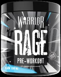 Warrior Rage Strong Pre Workout Supplement
