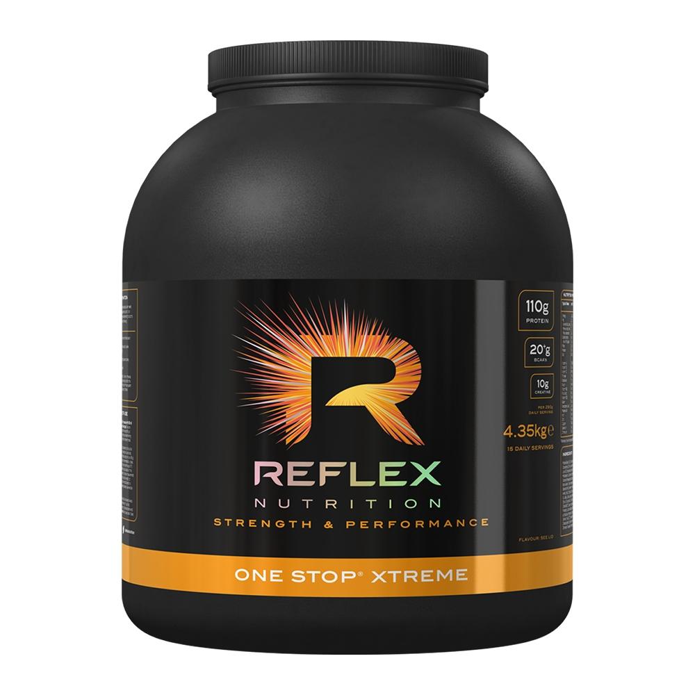 Reflex Nutrition | One Stop Xtreme - 4.35kg-Vanilla Ice Cream | Creatine