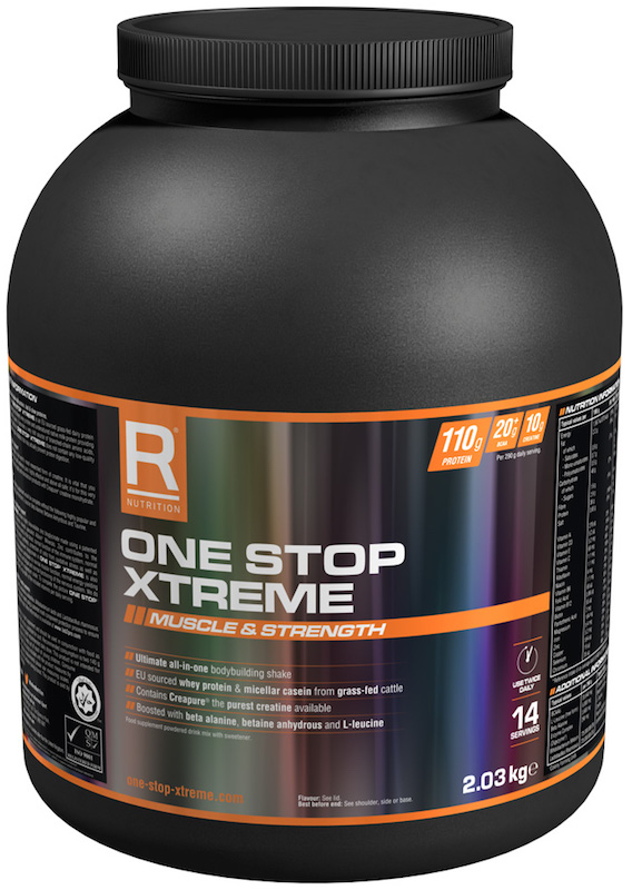 Reflex Nutrition | One Stop Xtreme - 2.03kg-Strawberries and Cream | Creatine