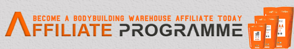Bodybuilding Warehouse Affiliate Programme