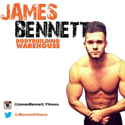 Bodybuilding Warehouse Ambassador James Bennett