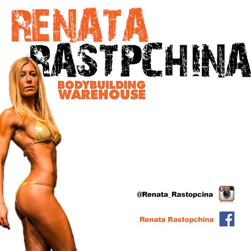 Bodybuilding Warehouse Ambassador Renata