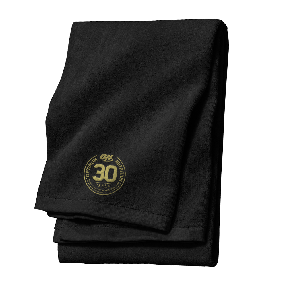 30 Years Towel Gift Ideas For Christmas Optimum Nutrition