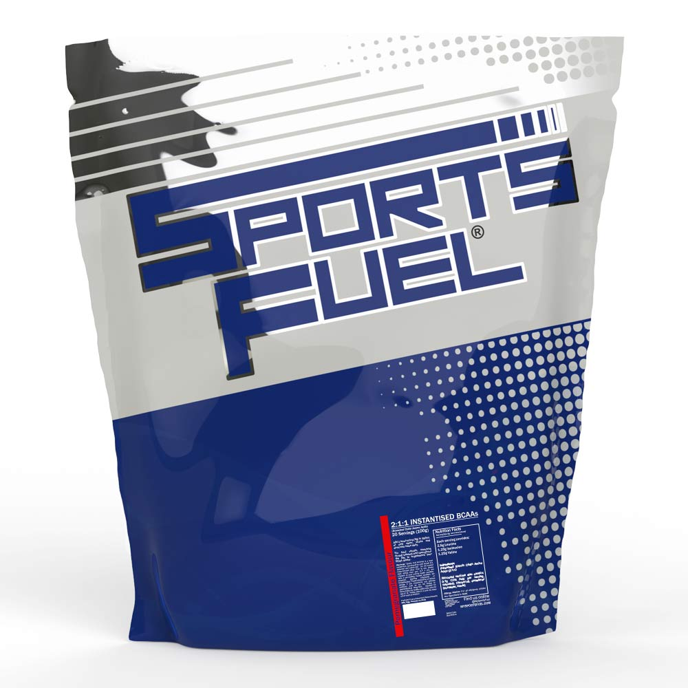 Ibcaa 2:1:1-unflavoured-100g Branch Chain Amino Acids Sports Fuel