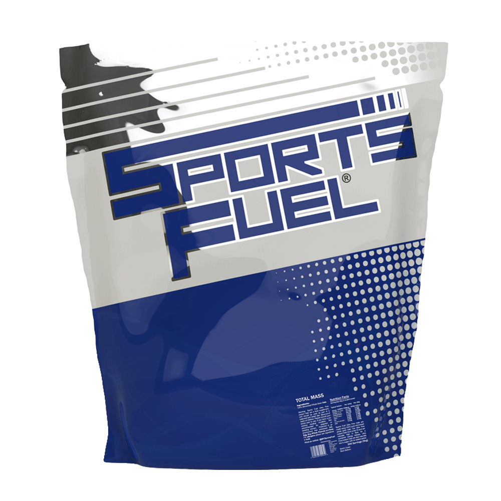 Total Mass - Chocolate 1kg Gain Supplement Sports Fuel