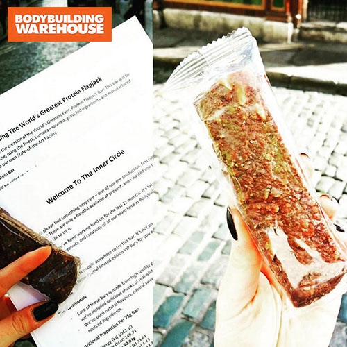 High Protein Flapjack Reviews